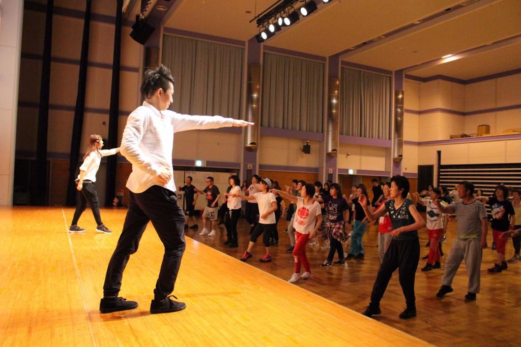 しげるダンス